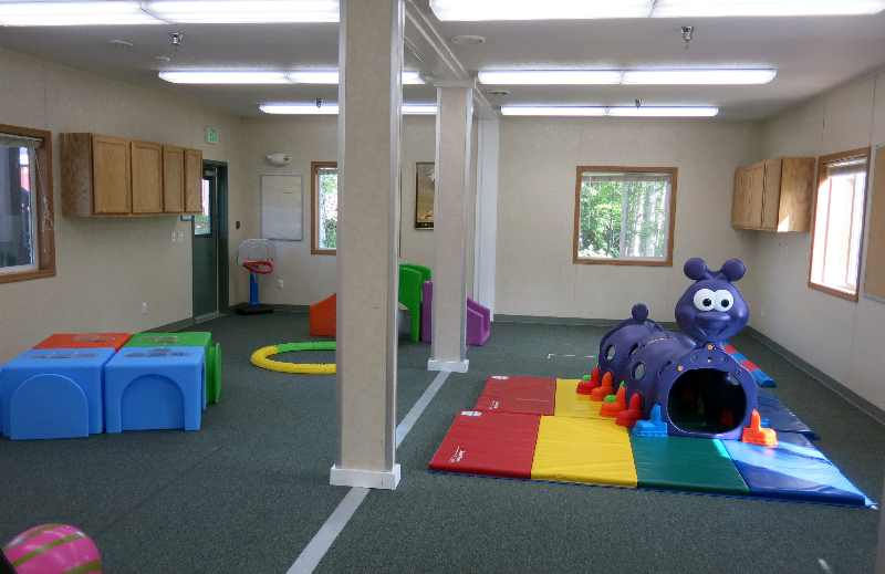 Play Area Indoors
