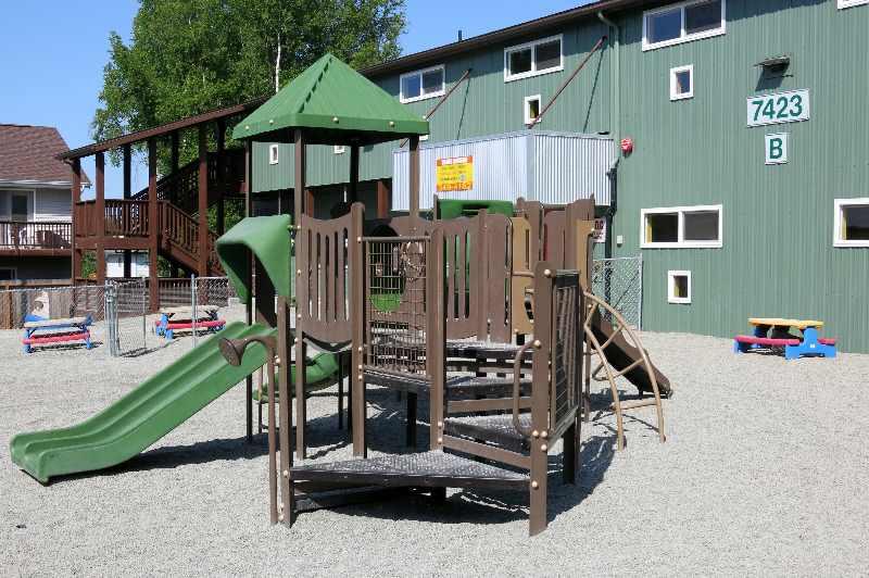 Play Area Outside