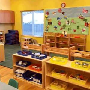 Older Toddlers Room
